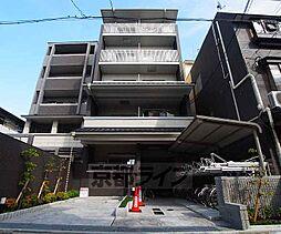 京都府京都市東山区山城町の賃貸マンションの外観