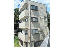 アパートメント白糸台[3階]の外観