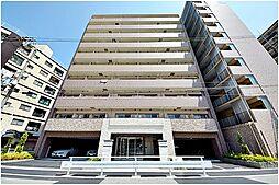 リッツ難波南II[10階]の外観