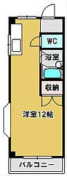 三重県鈴鹿市西条7の賃貸アパートの間取り