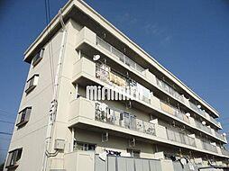 コーポ富士見[1階]の外観