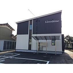 Live shine[105号室]の外観
