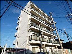 千葉県柏市中央1丁目の賃貸マンションの外観
