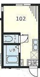 G・Aパーク港南中央[1階]の間取り