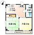 間取り,2LDK,面積50.2m2,賃料5.1万円,,,高知県高知市朝倉西町
