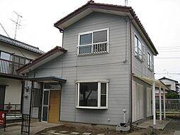 [一戸建] 茨城県取手市双葉1丁目 の賃貸【/】の外観