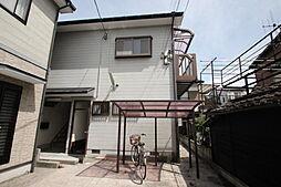 ボヌール元町[201号室]の外観