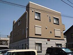 なつめハウス[2階]の外観