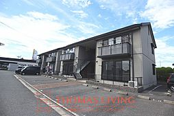 三洋タウン本城 A棟[102号室]の外観