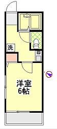 リンク王子神谷[2階]の間取り