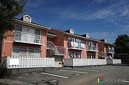 サニーハウスA[103号室]の外観