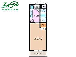 【敷金礼金0円!】関西本線 河曲駅 徒歩56分