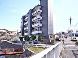 グリーンハイツ松本[3階]の外観