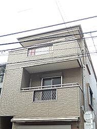 東京都江東区大島5丁目の賃貸アパートの外観