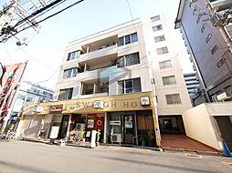 ラガール小阪[4階]の外観