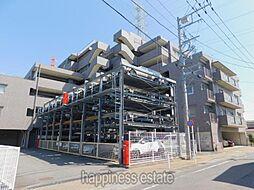 神奈川県相模原市中央区東淵野辺5丁目の賃貸マンションの外観
