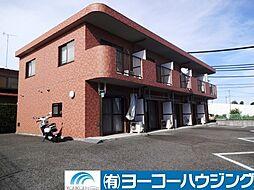 [テラスハウス] 東京都あきる野市下代継 の賃貸【東京都 / あきる野市】の外観