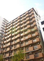 新大阪グランドハイツ北[4階]の外観