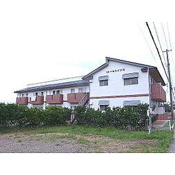 福島県郡山市八山田2丁目の賃貸アパートの外観
