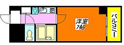 清洲・プラザ・高井田 901号室[9階]の間取り