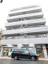 マンションサンパール[6階]の外観