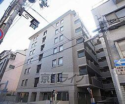 京都府京都市東山区毘沙門町の賃貸マンションの外観