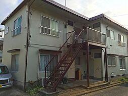 神奈川県横須賀市衣笠町の賃貸アパートの外観