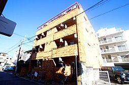 広島県広島市南区宇品御幸5丁目の賃貸マンションの外観