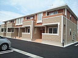 JR瀬戸大橋線 植松駅 徒歩14分の賃貸アパート