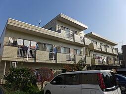 アゼリアハイツ[1階]の外観