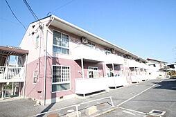 山口県岩国市中津町3丁目の賃貸アパートの外観