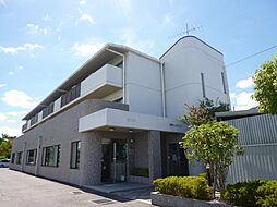 滋賀県大津市下阪本1丁目の賃貸マンションの外観