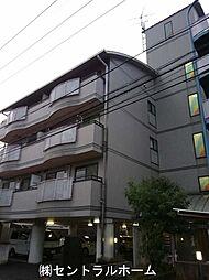 大阪府堺市北区常磐町3丁の賃貸マンションの外観