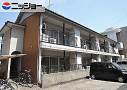 三田荘[2階]の外観