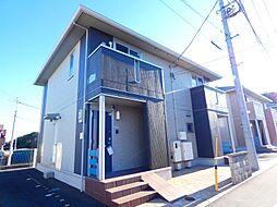 [テラスハウス] 千葉県松戸市和名ヶ谷 の賃貸【/】の外観