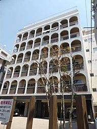 四谷中央マンション[3階]の外観