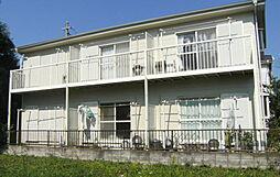 ハイツミヤマ第2[203号室]の外観