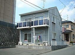 コーポ千寿[1階]の外観