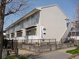 千葉県市原市国分寺台中央7丁目の賃貸アパートの外観