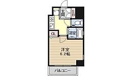 ベラジオ二条城前[305号室号室]の間取り