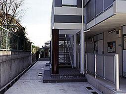 レオパレスSun Hill[1階]の外観