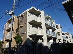 ガーデンハウス綱島B棟[1階]の外観