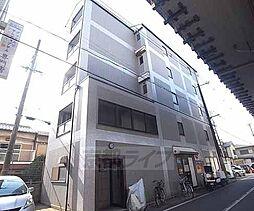 京都府京都市山科区西野山階町の賃貸マンションの外観
