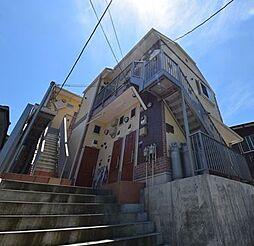 リヴェール鶴ヶ峰[101号室]の外観