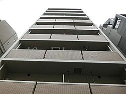 LAZO上汐[4階]の外観