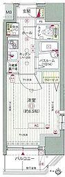 エステムコート池袋プライムアクシア[2階]の間取り