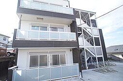 神奈川県横浜市港南区上大岡西3丁目の賃貸アパートの外観