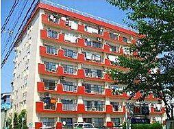 神奈川県横浜市港北区箕輪町2丁目の賃貸マンションの外観