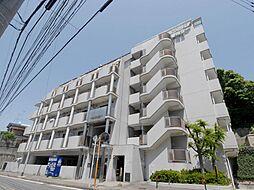 福岡県福岡市東区水谷2丁目の賃貸マンションの外観