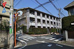 東京都渋谷区代々木5丁目の賃貸マンションの外観
